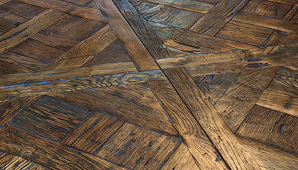 Sample of Bordeaux Oak