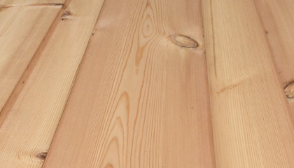 Sample of Milled Yellow Pine