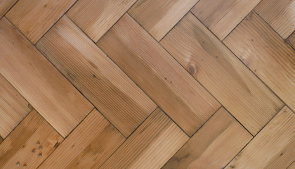 Sample of Douglas Fir Parquet