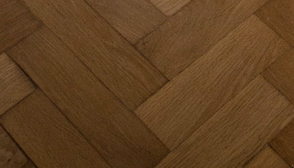 Sample of English Oak Parquet